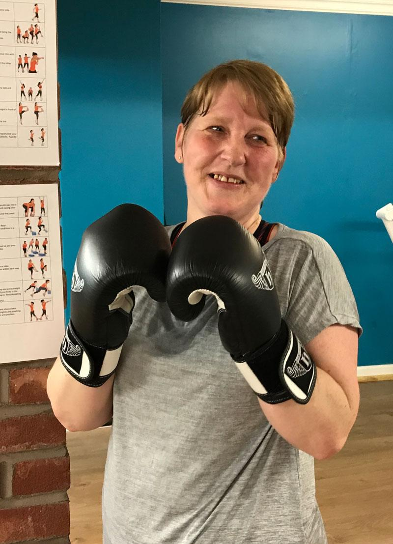 boxing for exercise